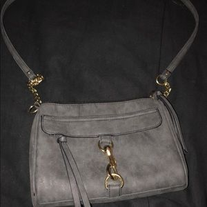Handbags - Gray side purse